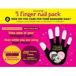 Маска для ногтей питательная KOCOSTAR 5 Finger Nail Pack 2*2г