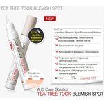 Точечное средство для устранения акне Mizon Acence Tea Tree Tock Blemish Spot 15 мл
