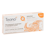 "Несмываемый концентрат от выпадения волос Teana ""Ариадна"" 10 ампул*5 мл"