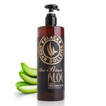 Гель для лица успокаивающий с экстрактом алоэ Baviphat Urban Dollkiss The Black Aloe Soothing Gel 500 мл