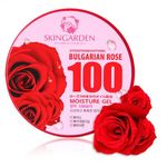 Гель универсальный с болгарской розой ультраувлажняющий Berrisom Bulgarian Rose 100 Moisture Gel 300 мл