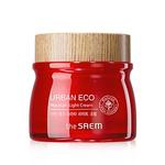 Крем-гель для лица легкий с экстрактом телопеи The Saem Urban Eco Waratah Light Cream 60 мл