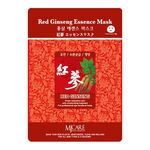 Маска тканевая с красным женьшенем Mijin Red Ginseng Essence Mask 23 гр