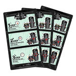 Набор патчей для удаления черных точек Secret Key Black Out Pore 3-Step Nose Pack 7 гр