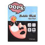 Пузырьковая маска-пилинг для увлажнения Berrisom Soda Bubble MaskAqua Fruit 18 мл