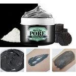 Маска с древесным углем для очищения и сужения пор Secret Key Black Out Pore Minimizing Pack 100 гр