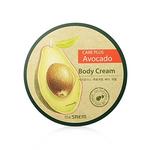 Крем для тела с экстрактом авокадо The Saem Care Plus Avocado Body Cream 300 мл