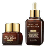 Крем для глаз ночной восстанавливающий на фитостволовых клетках Secret Key Multi Cell Night Repair Eye Cream 15 гр