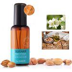 Масло-сыворотка для волос с маслом арганы The Saem Silk Hair Argan Oil Serum 80 мл