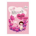 Маска тканевая с плацентой Mijin Care Daily Dewy Placenta Mask Pack 25 гр