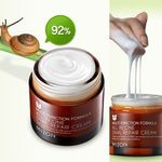 Крем для лица с экстрактом улитки 92% Mizon All In One Snail Repair Cream 35 мл