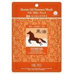 Маска тканевая с конским жиром Mijin Horse Oil Essence Mask 23 гр