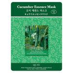 Маска тканевая с огурцом Mijin Cucumber Essence Mask 23 гр