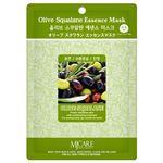 Маска тканевая с оливковым скваланом Mijin Olive Squalane Essence Mask 23 гр