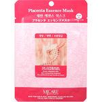 Маска тканевая с плацентой Mijin Placenta Essence Mask 23 гр