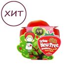 Маска-скраб от расширенных пор с экстрактом клубники Baviphat Urban Dollkiss New Tree Strawberry All-In-One Pore Pack 100 гр