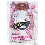 Маска тканевая 3-шаговая для проблемной кожи Elizavecca 3-step pore solution mask pack 25мл/2*2мл