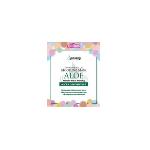 Альгинатная маска с экстрактом алоэ успокаивающая (саше) Anskin Aloe Modeling Mask Refill 25 гр