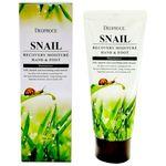 Крем для рук и ног с муцином улитки Deoproce Snail Recovery Moisture Hand & Foot 100 мл