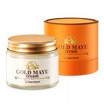 Крем омолаживающий с лошадиным жиром и золотом Berrisom Gold Mayu Cream 70 гр