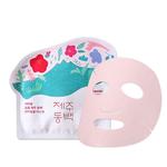Маска для лица тканевая против морщин Ciracle From Jeju Camellia Flower Anti-Wrinkle Mask Pack 21 гр