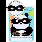 Маска от морщин и темных кругов под глазами Milatte Fashiony Black Eye Mask-Panda 10 гр