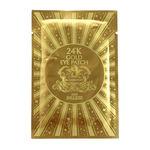 Патч для глаз гидрогелевый с 24К золотом Baviphat Urban Dollkiss Agamemnon 24K Gold Hydrogel Eye Patch 2,8 гр