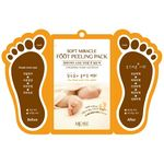 Пилинг для ног Mijin Soft Miracle Foot Peeling Pack 2*15 мл