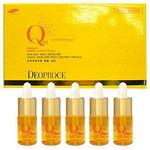 Укрепляющая ампульная сыворотка с коэнзим Q10 Deoproce Coenzyme Q10 Firming Ampoule Set 10 мл*5 шт