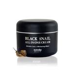 Крем для лица многофункциональный с экстрактом черной улитки Eyenlip Black Snail All In One Cream 100 мл