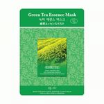 Маска тканевая с зеленым чаем Mijin Green Tea Essence Mask 23 гр