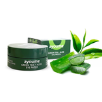 Патчи для глаз с экстрактом зеленого чая и алое AYOUME Green Tea + Aloe Eye Patch 60 шт