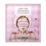 Тепловая маска для глаз The Saem Secret Pure Eye Warm Mask Set 1 шт