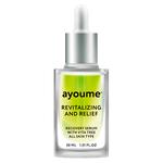 Сыворотка для лица восстанавливающая витаминная AYOUME Vita Tree Recovery serum 30 мл