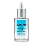 Сыворотка для лица успокаивающая c экстрактом чайного дерева AYOUME Tea Tree Repair serum 30 мл