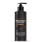 Бальзам для волос с муцином улитки Ayoume black snail prestige Treatment 240 мл