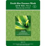 Маска тканевая с алоэ Mijin Fresh Aloe Essence Mask 23 гр