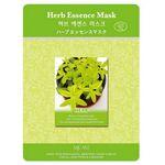 Маска тканевая с экстрактами трав Mijin Herb Essence Mask 23 гр