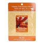 Маска тканевая с облепихой Mijin Vitamin Tree Essence Mask 23 гр