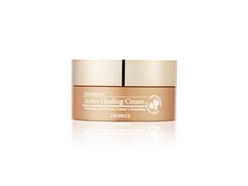 Крем для лица оздоравливающий на основе ферментированных экстрактов Deoproce Fermentation Active Healing Cream 100 гр