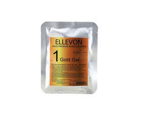 Альгинатная маска с золотом (гель + коллаген) Ellevon Gold Modeling Mask 50 мл+4,5 мл