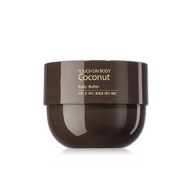 Крем-масло для тела с кокосовой водой The Saem Touch On Body Coconut Body Butter 300 мл