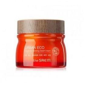 Крем для глаз укрепляющий The Saem Urban Eco Harakeke Firming Seed Eye Cream 30 мл