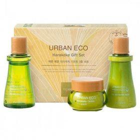 Набор уходовый с экстрактом новозеландского льна The Saem Urban Eco Harakeke Skin Care Set
