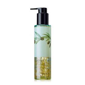 Гидрофильное масло для очищения лица с экстрактом оливы The Saem Marseille Olive Cleansing Oil Fresh Purifying 140 мл