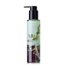 Гидрофильное масло для очищения лица с экстрактом оливы The Saem Marseille Olive Cleansing Oil Rich Purifying 140 мл