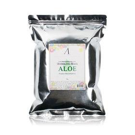 Маска альгинатная с экстрактом алоэ успокаивающая (пакет) Anskin Aloe Modeling Mask /Refill