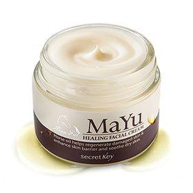 Крем для лица лечебный Secret Key MAYU Healing Facial Cream 70 г