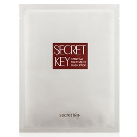Маска для лица на основе молочных культур Secret Key Starting Treatment Mask Pack 30 г