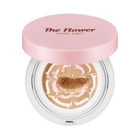 Основа под макияж увлажняющая цветочная Secret Key The Flower Water Pact 15 г
